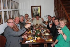 Barbara Teichmann Die BierVersteherin - Udo's Herrenrunde bei der BierVersteherin