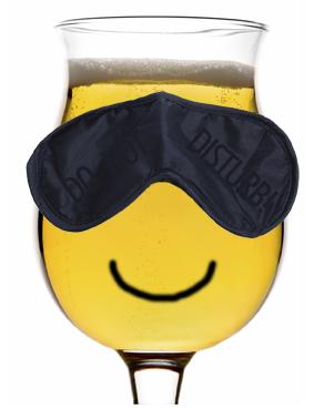 BierVersteherin Barbara Teichmann Blindverkostung Maske-mit-Bierkelch