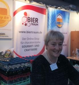 Barbara Teichmann die BierVersteherin auf der Braukunst live