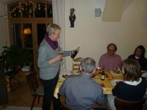 Barbara Teichmann Die BierVersteherin beim Kulinarium